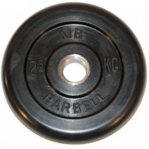 Диск MB Barbell MB-PltB26-2,5