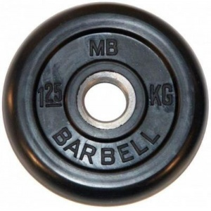 Диск MB Barbell MB-PltB26-1,25