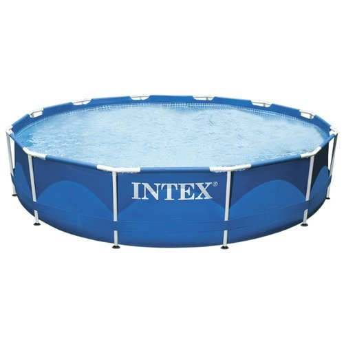 Intex metal frame 28210 for Carrefour piscinas intex