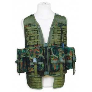 TASMANIAN TIGER TT Ammunition Vest FT flecktarn 2