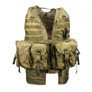 TASMANIAN TIGER TT Ammunition Vest MC multicam