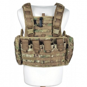 TASMANIAN TIGER TT Chest Rig Mkii MC multicam