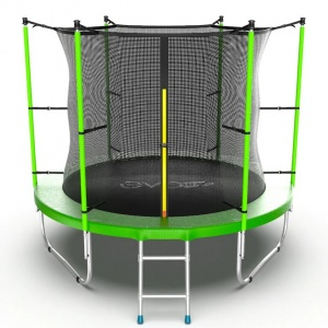 Спортивный батут Evo Jump Internal 8ft Green