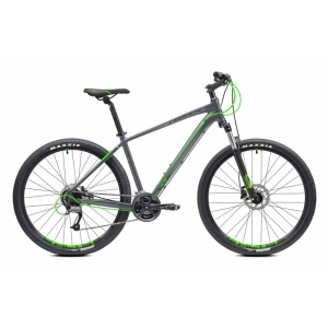 "Горный велосипед CRONUS Holts 1.0 29"" (2018) dark/grey, green 25"