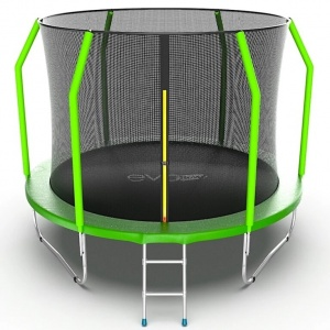 Спортивный батут Evo Jump Cosmo 10ft Green