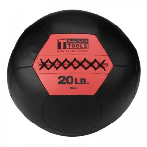 Медицинбол Body Solid Wall Ball 20LB (9,06 кг) BSTSMB20