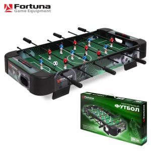 Настольный футбол Fortuna Game Equipment FR-30 83х40х15 см