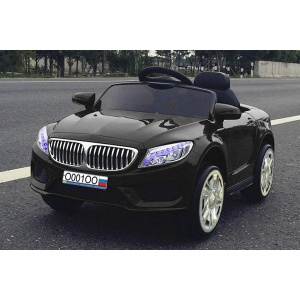 Электромобиль Joy Automatic BJ835 BMW Cabrio черный