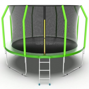 Спортивный батут Evo Jump Cosmo 12ft Green