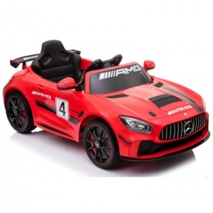 Электромобиль Rivertoys Mercedes-Benz GT4 A007AA красный