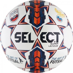 Футбольный мяч Select Select Super League АМФР РФС FIFA  р 4