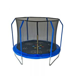 Спортивный батут Sport Elite GAME FR-50-8FT 2.44 м
