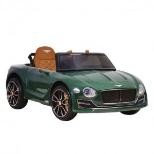 Электромобиль RiverToys Bentley EXP12(JE1166) зеленый