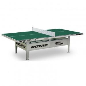 Теннисный стол Donic OUTDOOR Premium 10 зеленый