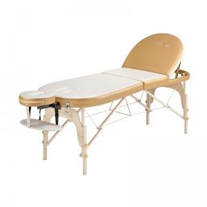 Массажный стол Anatomico Milano (золотой)