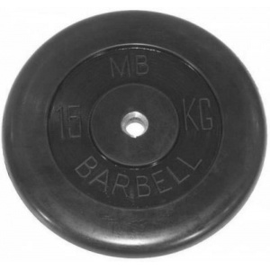 Диск MB Barbell MB-PltB51-15