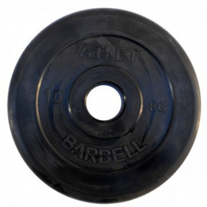 Диск MB Barbell Atlet 10 кг 51 мм