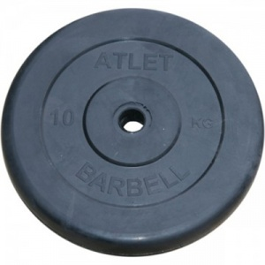 Диск MB Barbell Atlet 10 кг 26 мм