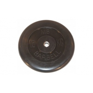 Диск MB Barbell MB-PltB31-15