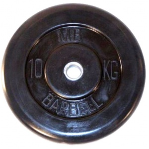 Диск MB Barbell MB-PltB26-10