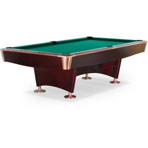 Бильярдный стол для пула Weekend Reno 9ф махагон