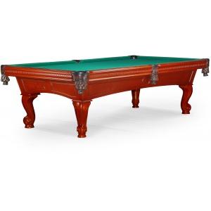 Бильярдный стол для пула Weekend Cambridge pool 8ф корица