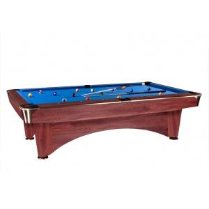 Бильярдный стол для пула Weekend Dynamic III 9ф коричневый