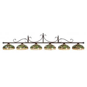 Лампа R. A. M. Sonoma на 6 плафонов