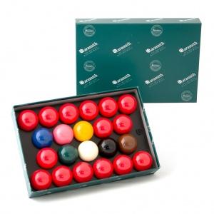 Комплект шаров Aramith Saluc Aramith Snooker 52.4