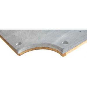 Плита RASSON Standard-Quality 8ф 71.008.25.1