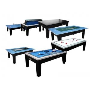 Многофункциональный игровой стол DBO Dybior Mistral черный