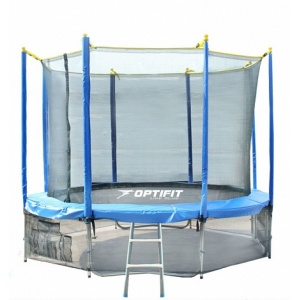 Спортивный батут Optifit Like Blue 10ft 3,05 м
