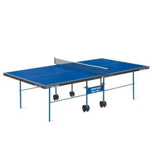 Теннисный стол с сеткой с комплектом Start Line Game Indoor