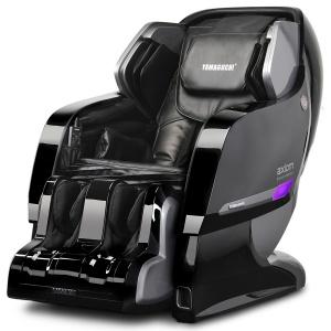 Массажное кресло Yamaguchi YA-6000 Axiom, черно-черное