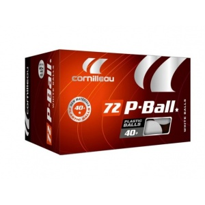 Мячи Cornilleau P-Ball ABS EVOLUTION 1*