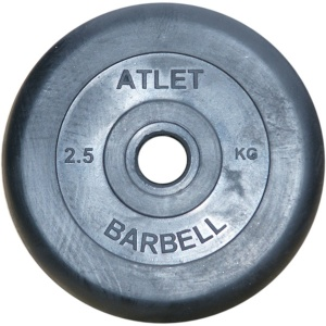 Диск MB Barbell MB-AtletB31-2,5
