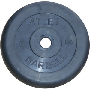 Диск MB Barbell MB-AtletB31-5