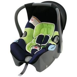 Детское автокресло Bellelli NANNA GURI blue-green