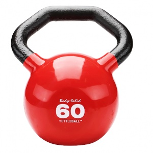 Гиря Body Solid KETTLEBALL KBL60